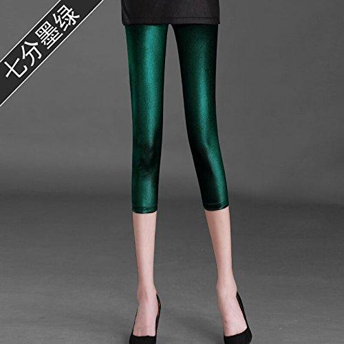 GaoXiao le pantalon et slip,xxl sept points de vert foncé
