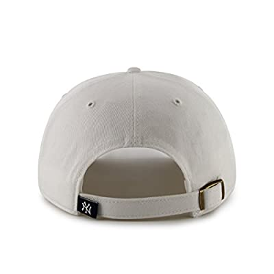 '47 MLB New York Yankees Clean Up Adjustable Hat
