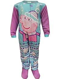 Peppa Pig Sleeper Footie Toddler Pajamas for girls