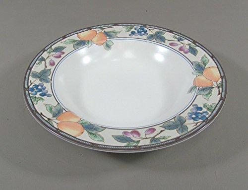 Mikasa China GARDEN HARVEST Rim Soup Bowl(s) Multi Avail Harvest Rim Soup Bowl