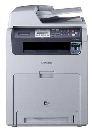 Samsung CLX-6200ND - Impresora multifunción láser (20 ppm ...