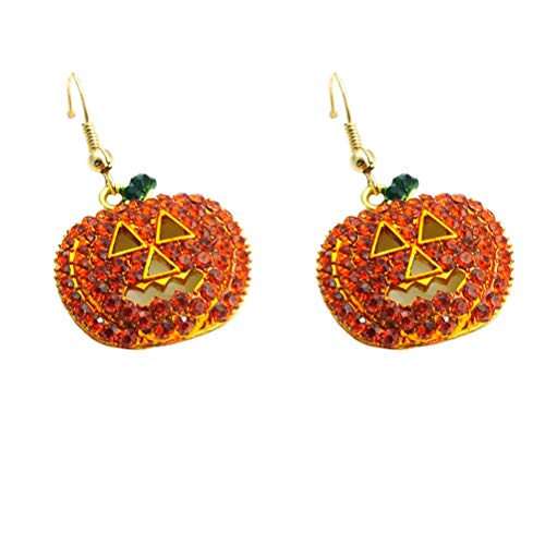 Pumpkin Earrings Halloween Earrings Stud Earrings Funny for Jewelry Gift Women halloween costume 1 paris