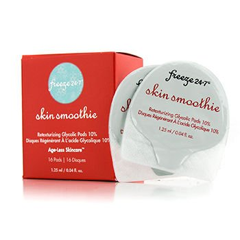 Skin Smoothie Retexturizing Glycolic Pads 10% 16 Pads