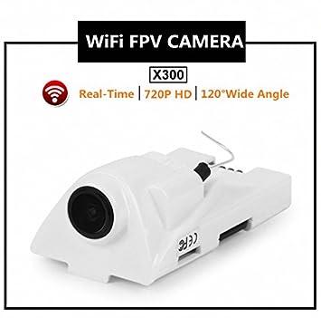 Metakoo WIFI FPV Cámara para Drones x300: Amazon.es: Juguetes y juegos
