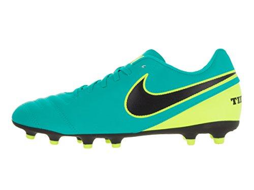 Pour De Tiempo Iii Clair Vol Fg jade Verde Rio Hommes Foot Nike Bottes Noir fwCqEw