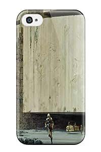 DpOaSQt2238TUbOa Anti-scratch Case Cover DanRobertse Protective Star Wars Tv Show Entertainment Case For Iphone 4/4s