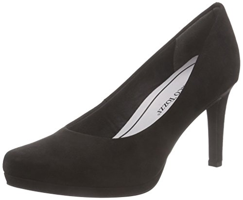 Marco Tozzi Damen 22414 Pumps Schwarz (Black 001)