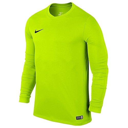 black Volt Ls Yth Nike Vi Enfant Jsy Park T shirt qwpzcAvpf