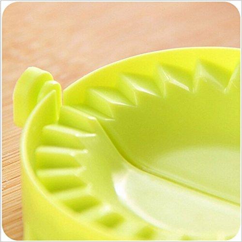 Ulooie fai da te creativo utensili da cucina Dumpling Press Mold Dumpling Maker