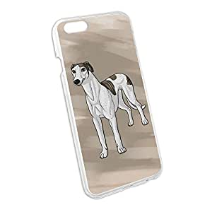 Greyhound - Dog Pet Snap On Hard Protective Case for Apple iPhone 6 6s