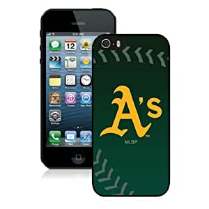 MLB Case For Iphone 5/5S Cover Case For Iphone 5/5S Cover s Oakland Athletics 2