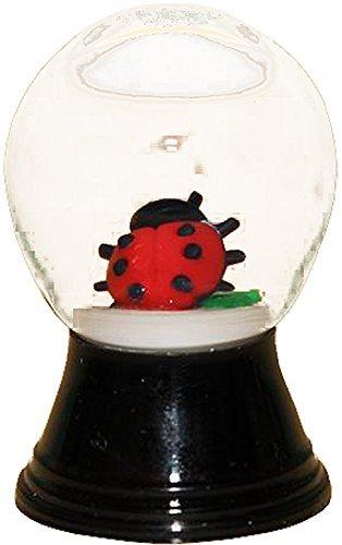 Alexander Taron Importer PR1160 Perzy Snowglobe, Mini Ladybug-1.5