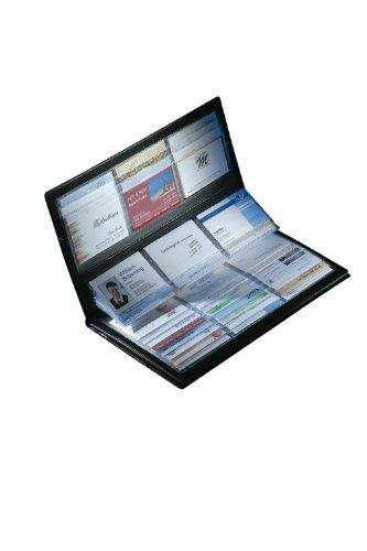 SIGEL VZ175 Business Card Album for up to 288 cards black