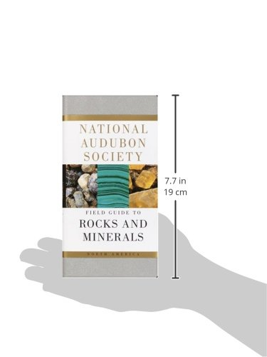 National Audubon Society Field Guide to Rocks and Minerals: North America (National Audubon Society Field Guides (Paperback))