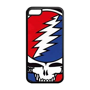 customized Grateful Dead for iPhone 5 5s case 5 5s-brandy-140174