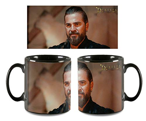 Best Design for ertugrul  11 Oz White Ceramic Coffee Mug (1 Piece of Mug) (B08B1NBCJN) Amazon Price History, Amazon Price Tracker