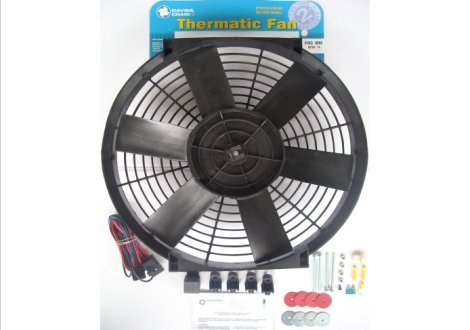 DAVIES CRAIG 16'' THERMATIC FAN 12V - PART NO: 0066