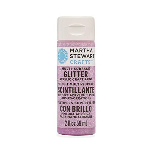 - Martha Stewart Crafts Martha Stewart Multi-Surface Glitter Craft Bubble Gum, 2 oz Paint