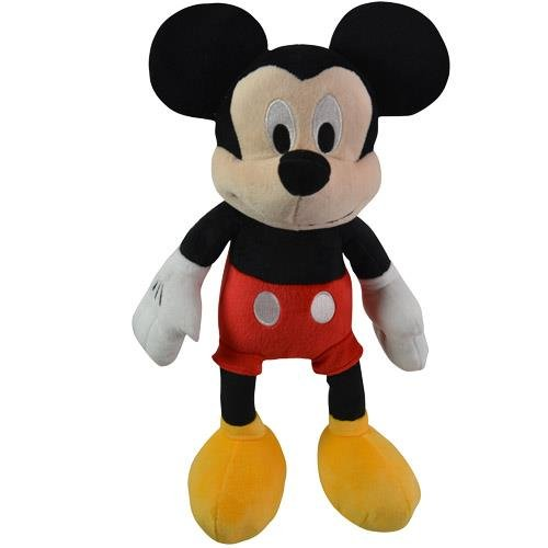 (Disney Baby Mickey Mouse Plush Stuffed Toy Animal 15.5