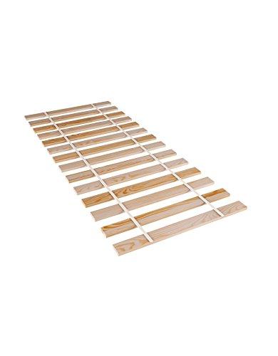 Roll – Somier Madera Pino (90 x 200, 140 x 200, 80 x