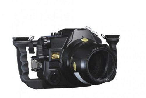 Underwater Camera Housing Canon 40D - 2