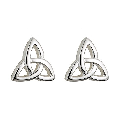 Trinity Knot Meaning (Celtic Kids Trinity Knot Earrings Sterling Silver Studs Irish Made)
