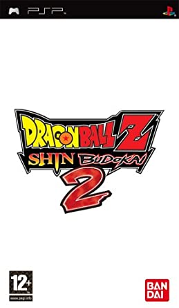 Dragon Ball Z: Shin Budokai 2 (PSP): Amazon co uk: PC