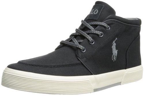Polo Ralph Lauren Men's Federico Fashion Sneaker,Dark Carbon Grey,17 D US
