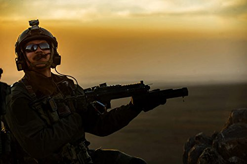 A US Air Force pararescueman Provides Security Using, used for sale  Delivered anywhere in Canada