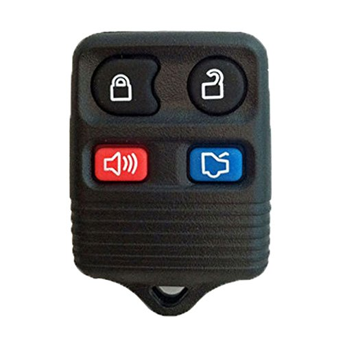 FORD EXPLORER 4 Button Remote Keyless Entry Key Fob - Button Remote Keyless Entry