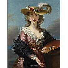 "Sketchbook: Vigee Lebrun ""Self-portrait in a Straw Hat"""