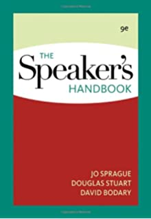 The speakers handbook mindtap course list jo sprague douglas the speakers handbook fandeluxe Gallery