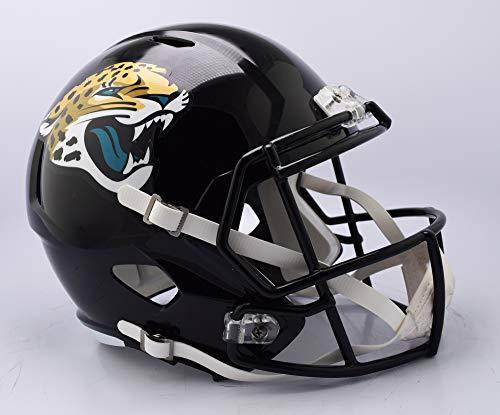 Riddell Sports NFL Jacksonville Jaguars Speed Replica Helmet, Black, Full Size