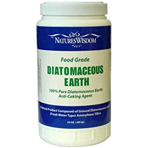 Nature S Wisdom Food Grade Diatomaceous Earth