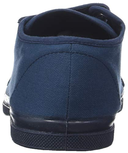 Bensimon Tennis bleu Scratch Bleu Baskets 0532 Colorosole Femme FH7Fq4