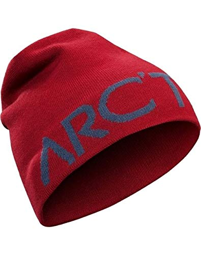 Arcteryx Toque - Arc'teryx Word Head Long Toque (Red Beach/Nighthawk)