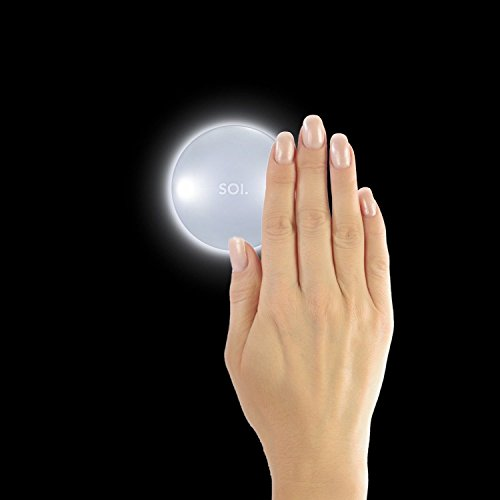 SOI. Mini - The Original Handbag Light: No More Searching in Your Bag/Purse, Automatic Motion Sensor, Light Switches On with Moving Hand, Automatically Turns Off in 10 Seconds, Made in Germany (Mini) by Brainstream (Image #6)