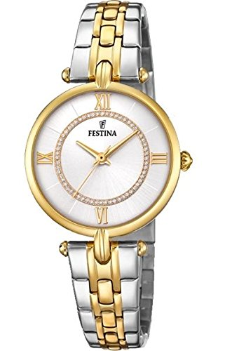 Festina Mademoiselle F20316/1 Wristwatch for women With crystals