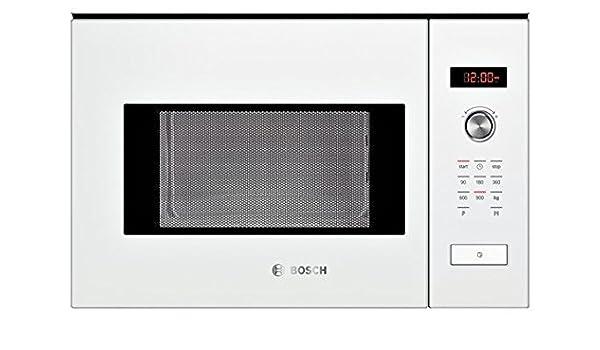 Bosch HMT84M624 - Microondas (Integrado, 25 L, 900 W ...