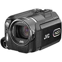 JVC Everio GZMG555 5MP 30GB Hard Disk Drive Camcorder with 10x Optical Zoom (Includes Docking Station) (Discontinued by Manufacturer)