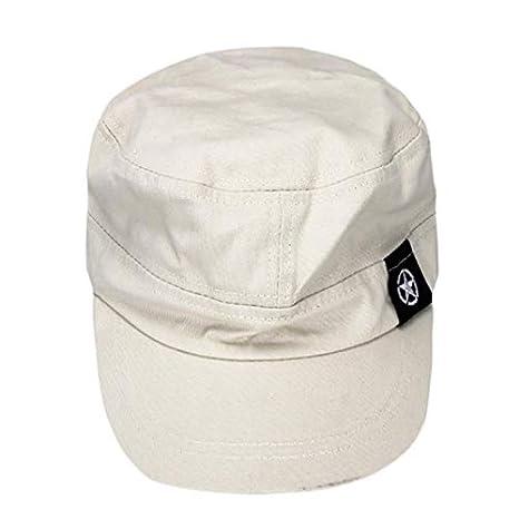 OTLC Sombrero Sombrero Militar de Techo Plano Cadete Patrulla Bush ...