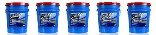Shine Platinum Dish Soap, 5 gal, 640 oz. (5-(Pack)) by Ultra Fresh