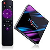H96 MAX Android 9.0 TV Box 2G 16G Dual Band WIFI 2.4G&5G 4K Bluetooth 4.0 Set Top Box USB 3.0 Support 3D Movie