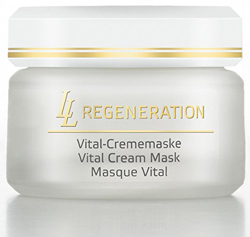 Vital Cream Mask - Annemarie Borlind LL Vital Cream Mask, 1.7 Ounce