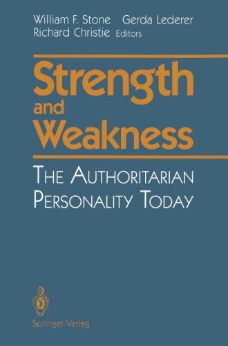 authoritarian personality - 8
