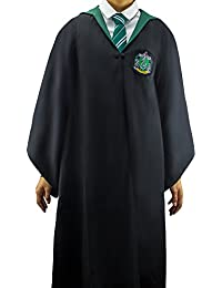 Harry Potter Robe - Authentic Official Tailored Wizard Robes Cloak - Adults and Kids Size - Cinereplicas