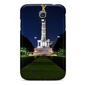 Excellent Design Victory Column Berlin Phone Case For Galaxy S4 Premium Tpu Case