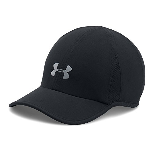 Under Armour Women's Shadow 2.0 Cap, Black/Silver, One Size Shadow Baseball Cap Hat