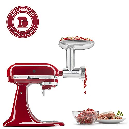 KitchenAid KSMMGA Metal Food Gri...