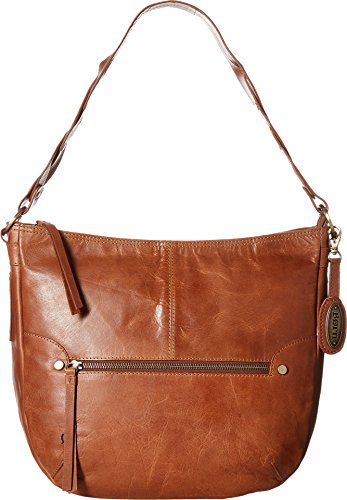 Born Womens Somerville Distressed Hobo Saddle One (Distressed Hobo Bag)